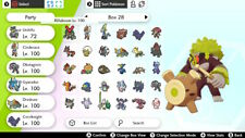 Fast way to complete Galar Pokedex Pokemon Shield & Sword -- See Description