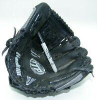 "Franklin Baseball Glove RHT 4626 All Leather Glove 10.5"" RTP Series"