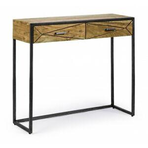 Console Table 2C Egon, IN Acacia