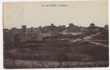Belgium, La Panne, Panorama Postcard, B201