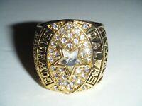 World Champions 1992 DALLAS COWBOYS Football Super Bowl XXVII Replica Ring