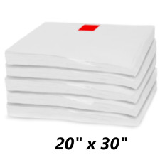 """960 Pack 20""""x30"""" White Tissue Paper, Packing Wrapping Cushioning Fill"""
