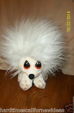 Vintage Applause 1982 RARE Clive Sheep Dog Plush Crazy Hair Sad Eyes