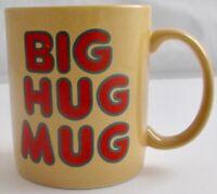 Big Hug Mug Coffee Cup FTD True Detective Matthew McConaughey Vintage