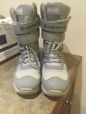 Airwalk Women's Thermolite Insulated Gray & Blue Winter Boots Size 7
