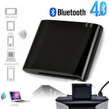 Music Receiver Audio Adapter Bluetooth 4.1 for iPod iPhone 30 Pin Dock Speaker