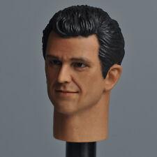 """Headplay 1:6 Mel Gibson Head Sculpt Model For 12"""" Male Action Figure Body"""