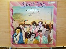 "Split Enz - Mental Notes - Vinyl 12"" LP GOLD STAMP PROMO"