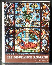 Zodiaque Ile de France romane TBE