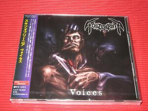 2020 SCHIZOPHRENIA VOICES with Bonus Track JAPAN CD