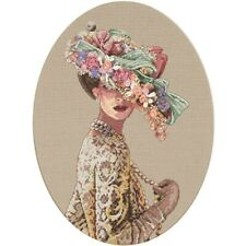 """Dimensions Gold Collection Counted Cross Stitch Kit Victorian Elegance 11"""" X 15"""""""