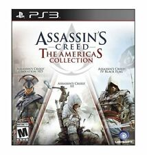 Assassin's Creed: The Americas Collection (Sony PlayStation 3, 2014) Region Free