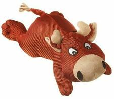 Multipet Cuddle Buddies Dazzlers Cow Plush Toy for Dogs