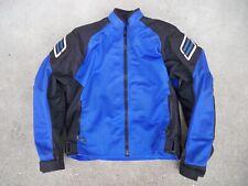 Shift Biker Chopper Crotch Rocket Cafe Racer Motorcycle Jacket Womens Size Large