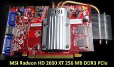 MSI RX2600XT TD256EZ/D3 PCIe Grafik-Karte mit 256MB GDDR3 2xDVI 1xTV-out