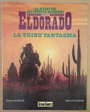 BLUEBERRY collana eldorado n.20 LA TRIBU' FANTASMA edizioni nuova frontiera 1987