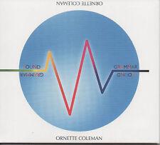 Ornette Coleman Sound Grammar Jazz CD NEU Sleep Talking - Call To Duty - Matador