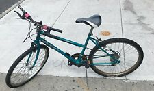 Huffy women's bike - girl's bicycle - BMX style - USED