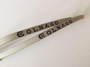 Rennrad vintage Campagnolo Colnago Pedalriemen Italy