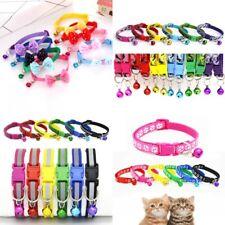 Hot Dog Cat Pet Bowknot Cute Bow Tie Bell Adjustable Puppy Kitten Necktie Collar