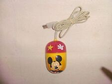 KidzMouse Mouse Mickey Mouse Design for Small Hands USB Cable Mac/PC