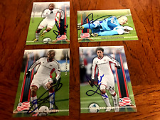 New England Revolution 2013 TOPPS MLS Partially Signed TEAM SET Current Roster!!