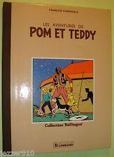 LES AVENTURES DE POM ET TEDDY ¤ 1983 CRAENHALS/LOMBARD COLL BEDINGUE DOS TOILE