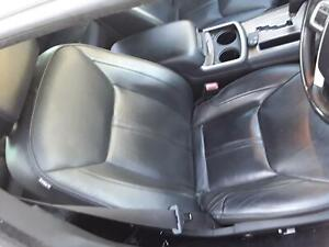 CHRYSLER 300C FRONT SEAT RIGHT, LX, LEATHER, BLACK, 07/12-2019
