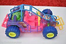 Superbe Voiture fluo buggy New Ray Toys Dessert Champ à identifier en TBE 1987