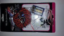 12 LED Steuereinheit Flash Light System für RC G.T.POWER Tuning für Modellbau !