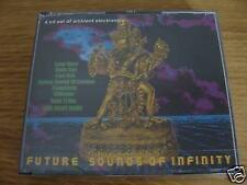 CD Box Set:  Future Sounds Of Infinity : Various 4 CDs : Sealed