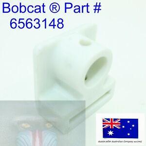 Lap Bar Plastic Pedal Stop fits Bobcat 6563148 643 645 653 730 731 732 741 742