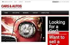Excellent Car Dealer Website Free Installation+Hosting