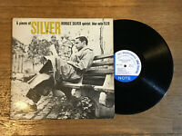Horace Silver Quintet LP - 6 Pieces of Silver - Blue Note BLP 1539 RVG Ear
