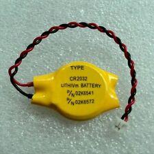 2Pin CMOS Battery CR2032 02K6541 02K6572 For Compaq Presario V6000 V6100 V6400