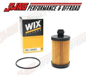 Wix Replacement Oil Filter For 14-17 3.0L 1500 Ram EcoDiesel & Grand Cherokee
