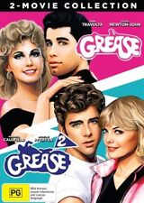 Grease / Grease 2 (DVD, 2018, 2-Disc Set)