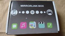 Car WIFI Mirror Link Box AV INPUT for iOS & Android Smart Phones latest model