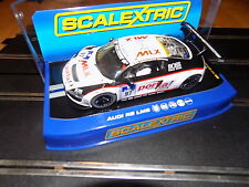 SCALEXTRIC C3234 AUDI R8 LMS TEAM PHOENIX RACING SLN 2011 NEW BOXED