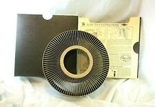 Vintage GAF 100 Slide Carousel Tray For Anscomatic Projector #2