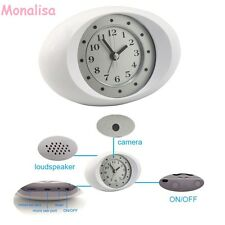 Nanny IP Camera Clock ,New Digital Alarm Clock Camera ,Spy Clock WIFI 720P P2P