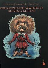 Struwwelpetriade. - Wain, Louis. Der Katzen Struwwelpeter. Slovenly Kittens.