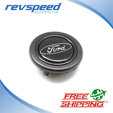 FORD Logo Emblem Steering Wheel Horn Button for MOMO OMP Sparco