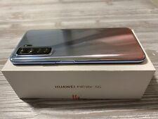 Huawei p40 lite 5g 128GB Space Silver dual sim (mai usato)