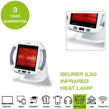 *Brand New* Beurer IL50 Infrared Heat Lamp, 300W - White & Red
