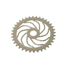 NEW Lowrider Triple Twisted Steel Sprocket 1//2 X 1//8 36t Gold 137365 ORIGINAL