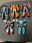 Transformers - Lot of 5 Misc - Vehicles - Action Figures USED - Reprolabels