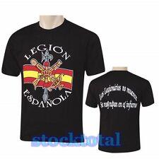 CAMISETA  LEGION ESPAÑOLA  TALLA M a XXL CONSULTAR TALLA 32564-060