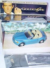 "Corgi Toys 1:36 JAMES BOND 007 BMW Z3 Pierce Brosnan ""GOLDENEYE"" 04901 MIB`00"