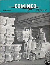 Magazine - Cominco - 11/61 Warfield Ammonia Zinc (BC24)